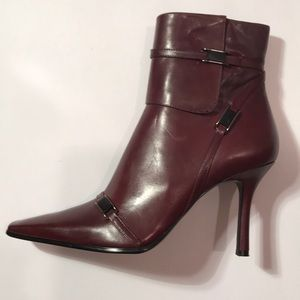 NWOT Nine West Dakina High Heel Boot